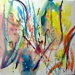 abstrait aquarelle N4
