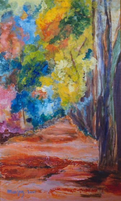 les quatres saisons de vivaldi mises en peinture